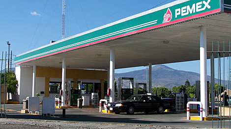 The opening of the Mexican petroleum market