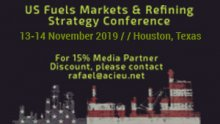 US Fuels Markets & Refining Strategy Conference 2019