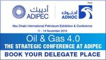 Abu Dhabi International Petroleum Exhibition and Conference (ADIPEC) 2019