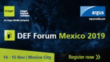 DEF Forum Mexico 2019