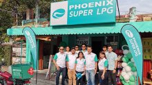 First Phoenix SUPER LPG franchise store opens in the Philippines