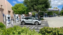 Chevron installs EV chargers at its sites in California
