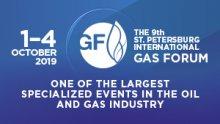 9th St. Petersburg International Gas Forum (SPIGF 2019)