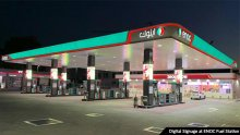 Ideal implementation of digital solutions at ENOC fuel stations