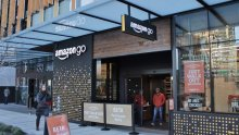 Shoppers spend less at Amazon Go than other c-stores