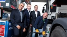 Ireland: Gas Networks Ireland, Circle K launch first public CNG filling station