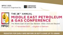 28th Annual Middle East Petroleum & Gas Conference 2020