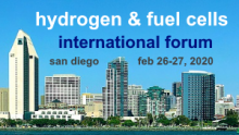 Hydrogen & Fuel Cell International Forum 2020