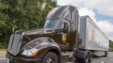 UPS to add thousands of natural gas trucks by 2022