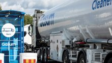 Sweden's most northern LNG station opens