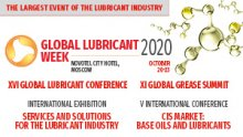 Global Lubricant Week 2020