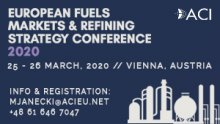 European Fuels Markets & Refining Strategy Conference 2020
