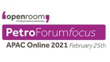 PetroForum focus APAC Online 2021