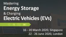 Energy Storage & Electric Vehicles 2020