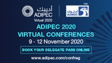 Abu Dhabi International Petroleum Exhibition and Conference (ADIPEC) – virtual in 2020