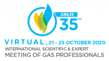 Jubilee 35th International Scientific & Expert Meeting of Gas Professionals