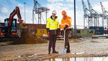 UK: Certas Energy breaks ground on new HGV refuelling bunker