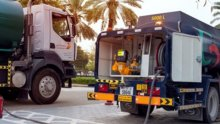 UAE: ENOC Link supports nationwide disinfection drive with refuelling vehicles