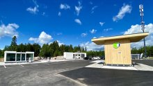 Neste opens Finland's first low-emission service station