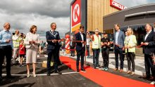 Circle K opens biggest station in Norway