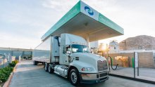 USA: Chevron, Clean Energy partner on RNG port truck fueling initiative
