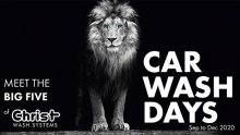 Christ CAR WASH DAYS 2020 under the motto