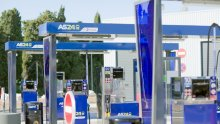 Total opens three new CNG stations in France