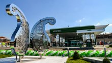 Azerbaijan: Azpetrol opens new fuel station in Baku