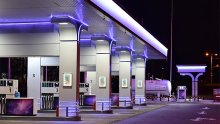 SloanLED offers innovative linear canopy fascia & wall wash lighting solution