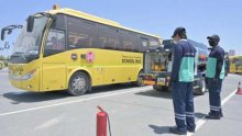 ENOC Link to offer contactless mobile fueling for school buses