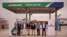 Spain: Andamur, Molgas open their first gas filling station in Jaén