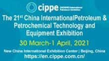 21st China International Petroleum & Petrochemical (cippe) 2021