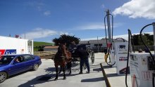 """Remote New Zealand town having a petrol station is """"better than Christmas"""""""