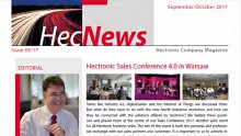 HecNews - Hectronic Company Magazine Issue 05/17