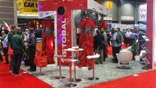 ISTOBAL expects continued growth in the US after great success in Chicago