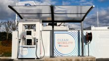 Hydrogen station opens at Paris-Orly Airport