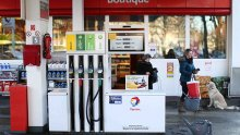 """Modern marketplaces: """"Conventional filling stations will always exist, and will always serve as advertising platforms."""""""
