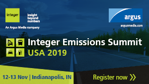 Integer Emissions Summit USA 2019