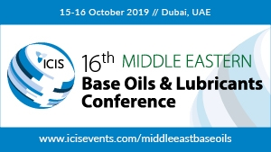 16th ICIS Middle Eastern Base Oils & Lubricants Conference