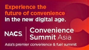 NACS Convenience Summit Asia 2020