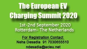 European EV Charging Summit 2020