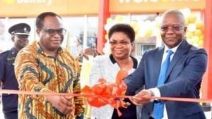 Second Shell station in Ghana goes solar