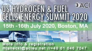 US Hydrogen & Fuel Cells Energy Summit 2020