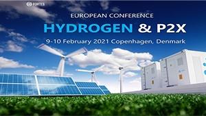 European Hydrogen & P2X Conference 2021