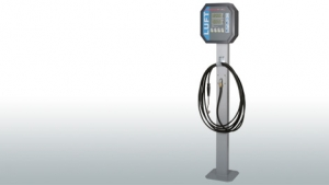 Pre-adjustable electronic tyre pressure gauges - ALF - Tronik Line for petrol stations, workshops and industry by JS Aupperle GmbH