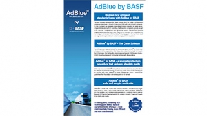 Meeting new emission standards faster with AdBlue by BASF