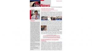 HecNews - Hectronic Company Magazine Ausgabe 02/16