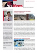 HecNews - Hectronic Company Magazine Issue 05/16