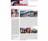 HecNews - Hectronic Company Magazine Issue 06/16