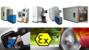 AdBlue® products with ATEX approval for passenger cars and light duty vehicles